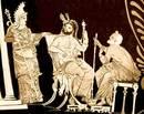 Minos und Rhadamanthys